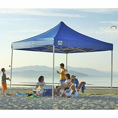 UPC 689215283318, Caravan 8' x 8' Display Shade Commercial Canopy - White