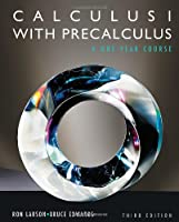 Calculus I with Precalculus, 3rd Edition Front Cover