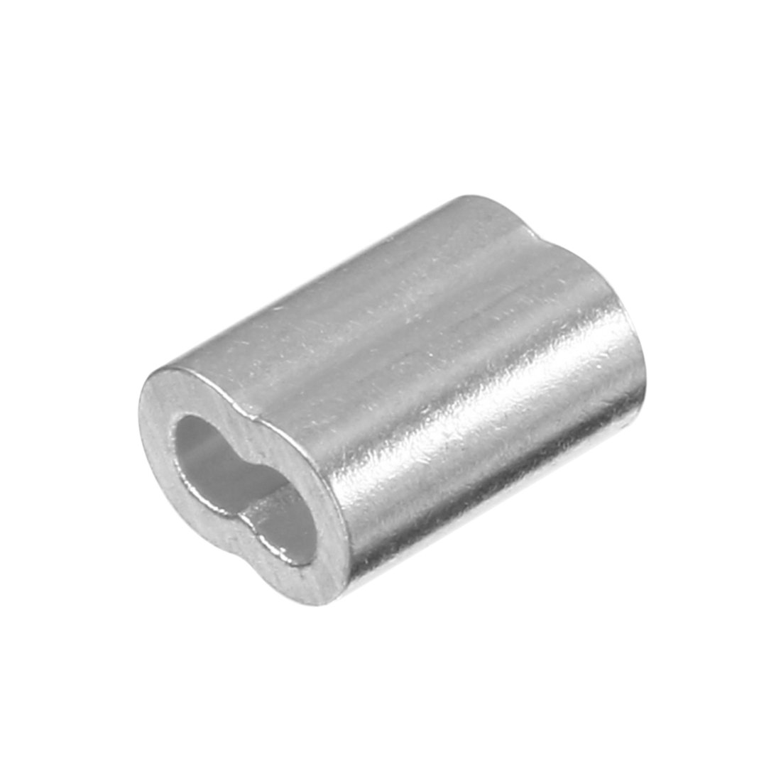 Accesorios Cable Corrugar 100pcs ear Clip 1.2mm Cuerda De Alambre Aluminio Fundas Auricular