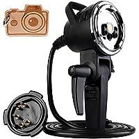 Godox AD-H600B 600W Bowens Mount Flash Extension Head Protable Off-Camera Light Lamp for Godox Witstro AD600B AD600BM (AD-H600B)