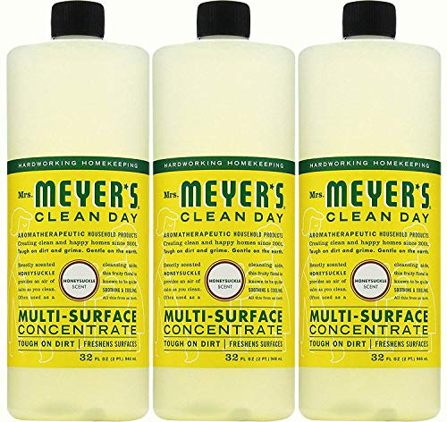 Mrs. Meyer'S Multi-Surface Cleaner 32 Oz, (Pack of 3)