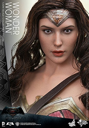 Movie Masterpiece Batman vs Superman Justice Wonder Woman 1/6 Scale Action Figure by Hot Toys