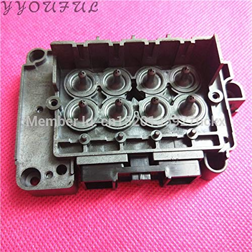 Printer Parts Original New Good Quality Solvent Print Head DX7 Capping Adapter//for Eps0n F189010 DX7 Head Manifold Yoton DX7 Adapter
