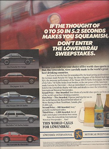 print-ad-for-lowenbrau-beer-car-sweepstakes-1996-print-ad