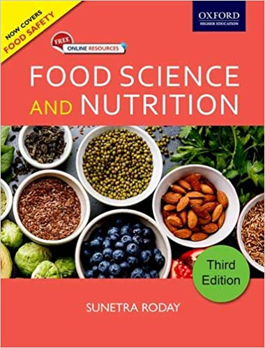 Buy Food Science and Nutrition Book Online at Low Prices in India