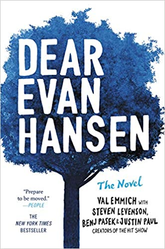 Dear Evan Hansen: The Novel: Amazon.es: Val Emmich, Steven ...