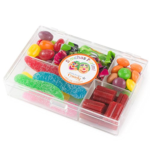 Purim Candy Case (Pack of 6) (Shalach Manot Baskets)