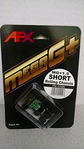 AFX21029 MEGA-G+ Mega G + Rolling Chassis - Short by AFX