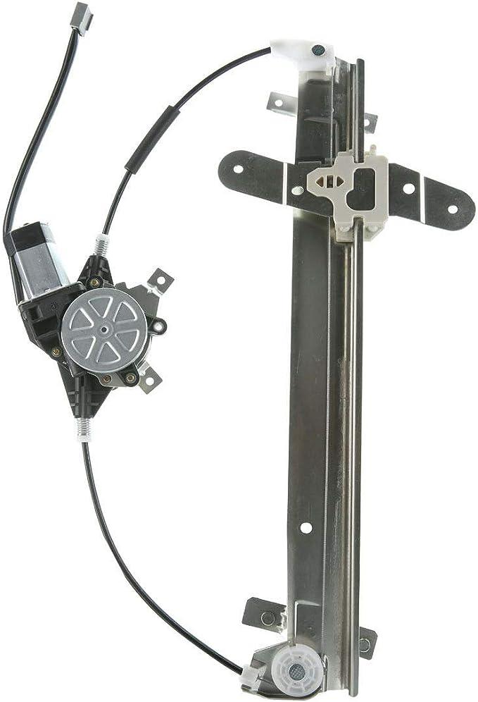 ACDelco 13366913 GM Original Equipment Driver Side Quarter Window Regulator