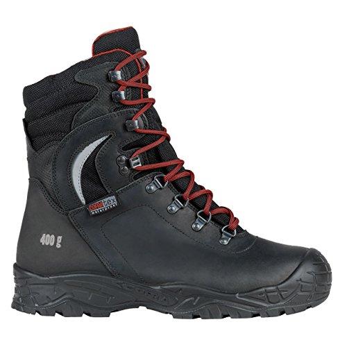 Cofra 22360–000.w41skibus UK S3CI WR SRC–zapatos de seguridad talla 41NEGRO