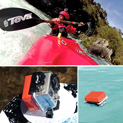 Memela (TM)Floaty Case Cover Sponge Backdoor for GoPro Hero 3 3+ 4 camera