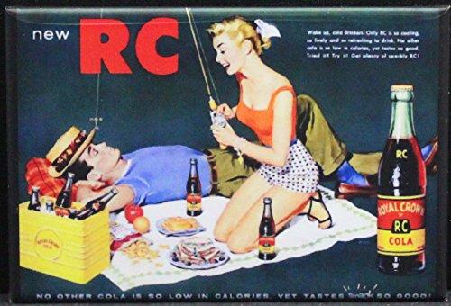 RC Cola Vintage Advertising Refrigerator Magnet. ()