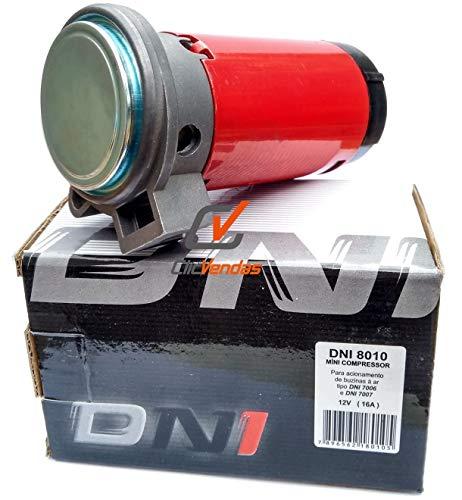 Míni Compressor Para Acionamento De Buzina À Ar Dni8010