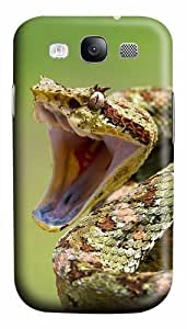 2014 Year Of The Snake Special Edition Desktop Custom Polycarbonate Hard Case Cover for Samsung Galaxy S3 SIII I9300
