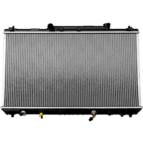 Toyota Solara Coupe - ECCPP Radiator 1909 fits for 1997-2001 Toyota Camry Sedan 4-Door 2.2L 3.0L 1999-2001 Toyota Solara Convertible Coupe 2-Door 2.2L