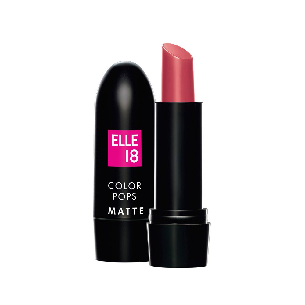 Buy Elle 18 Color Pop Matte Lip Color, Pink Kiss, 4.3g Online at ...