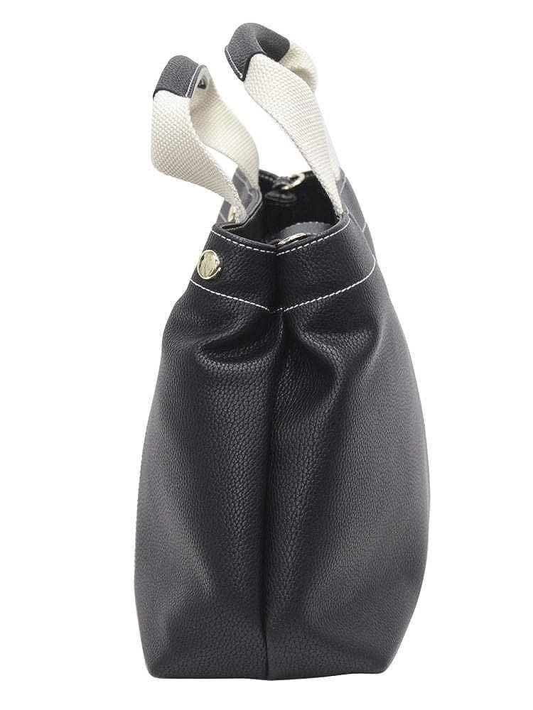 Love Moschino Womens Made With Love Satchel Handbag