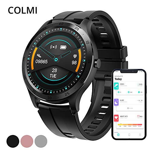 S20 Smart Watch Fitness Tracker Bluetooth for Android/iOS, Heart Rate Blood Oxygen Monitor, Activity Tracker, Sleep…