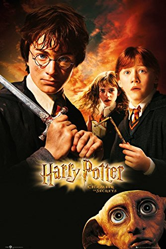 Harry Potter 1 8 Movie Posterprint Set 8 Individual Full