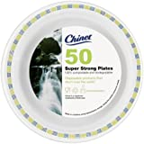Chinet 55 Pack Super Strong Disposable Bowls Amazon Co Uk Kitchen
