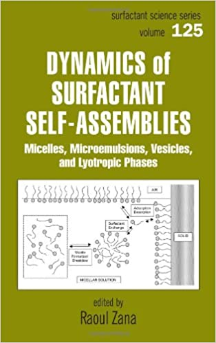 Dynamics of Surfactant Self-Assemblies: Micelles, Microemulsions, Vesicles and Lyotropic Phases: 125 (Surfactant Science)