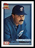 1991 Topps # 81 Cito Gaston Toronto Blue Jays (Baseball Card) Dean's Cards 8 - NM/MT