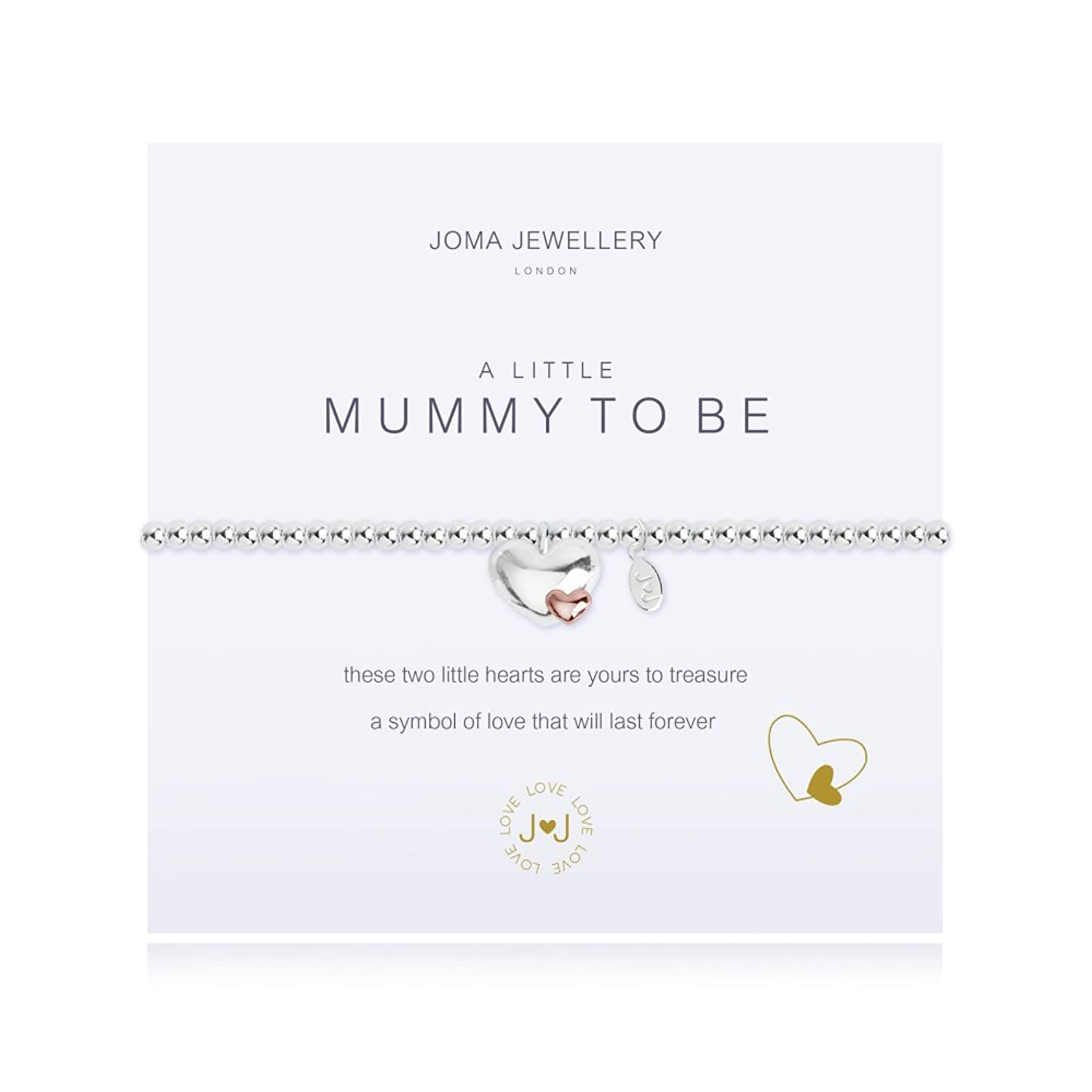 Joma jewellery a little mummy to be rosegold bracelet joma joma jewellery a little mummy to be rosegold bracelet joma amazon jewellery biocorpaavc Images