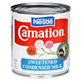 Carnation Sweetened Condensed Milk, 14-Ounce Cans (Pack of 24)