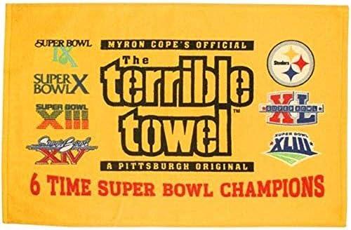 Integrity merchant NFL Pittsburgh Steelers Terrible Towel