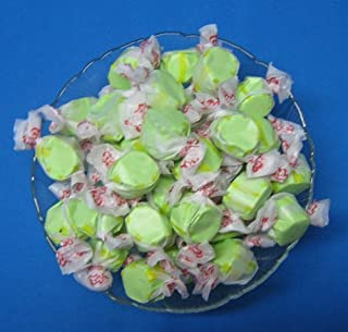 product image for Golden Pear Flavored Taffy Town Salt Water Taffy 2 Pounds