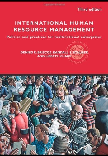 the international human resource management of japan International training and management development:  human resource management,  international training and management development are always closely associated in.