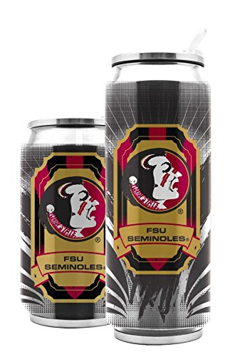 NCAA Florida State University SS Thermo Can, - Hours Mall Florida