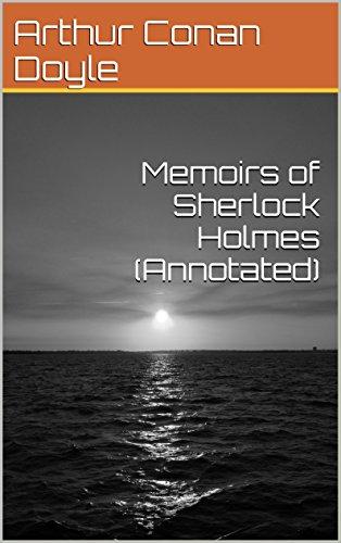 Of pdf memoirs sherlock holmes