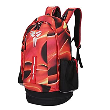 f783b0a927 Nike Kobe Mamba Basketball Backpack Bag Red