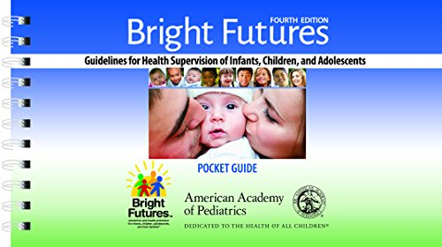 Bright Futures: Guidelines Pocket Guide cover