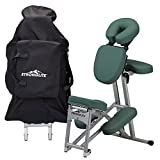 Earthlite Stronglite Ergo Pro II Portable Massage Chair Package,...