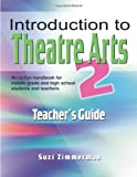 Introduction to Theatre Arts, Suzi Zimmerman, 1566081491