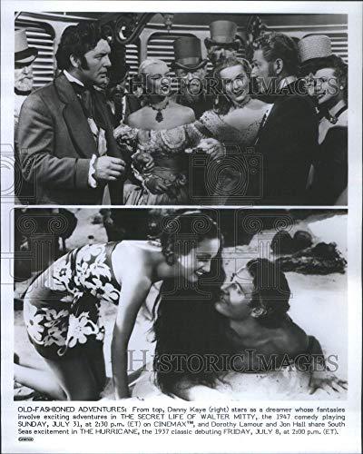 Historic Images - 1937 Vintage Press Photo Danny Kaye - RSC03101