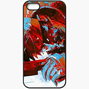Personalized For Ipod Touch 4 Phone Case Cover Skin Metal Gear Black