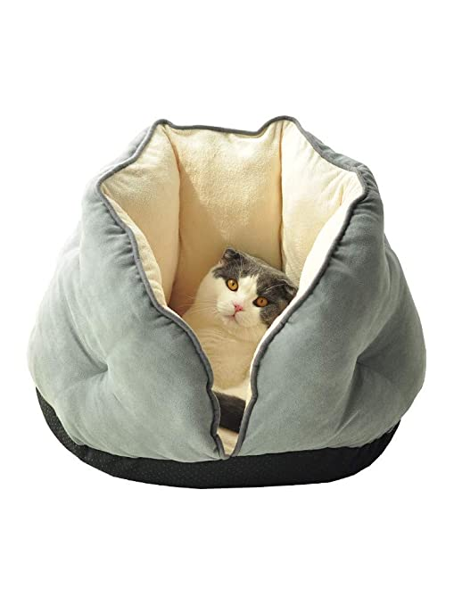 RFVBNM Gato camada Gato Saco de Dormir Perrera Perrito pequeño otoño e Invierno cálido Semi-
