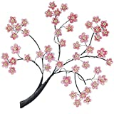 Branch of Cherry wall decoration 94 x 89 cm