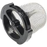 Zodiac 6-504-00 Universal wall fitting and Quick Disconnect Filter Screen Replacement for Zodiac Polaris Pool Cleaner