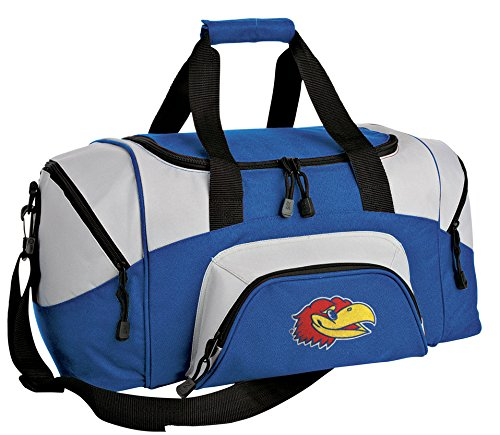 Kansas Jayhawks Duffle Bag - 7