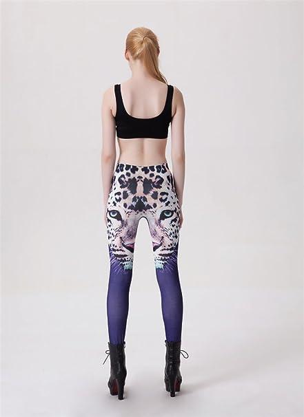 d3eca743729e76 SunHug(TM)Women Gym High Waist Yoga Clothing Workout Sport Fitness Slim Black  Leggings For Female Sports Winter Warm Girls Running Pants: Amazon.co.uk:  ...