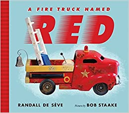 Image result for a fire truck named red