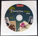 Family Tree Maker DVD - Win 2014.1 and Mac 3.1