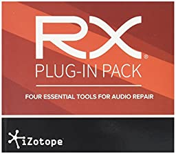 iZotope RX Plug-in Pack: Audio Repair Plug-In