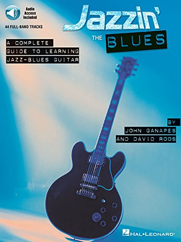 Ganapes, J: Jazzin The Blues - A Complete Guide To Learning Book ...