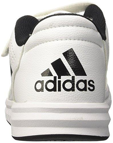 adidas Altasport CF K, Zapatillas de Deporte Unisex Niños Blanco (Ftwbla/Negbas/Ftwbla 000)