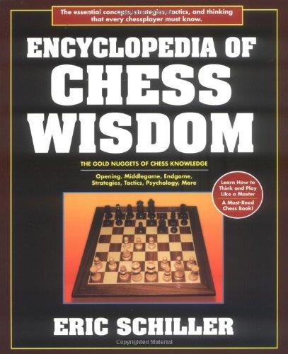 Download Encyclopedia Of Chess Wisdom Chess Books Book Pdf Audio